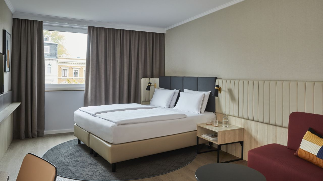 Crowne Plaza Hotel Hamburg