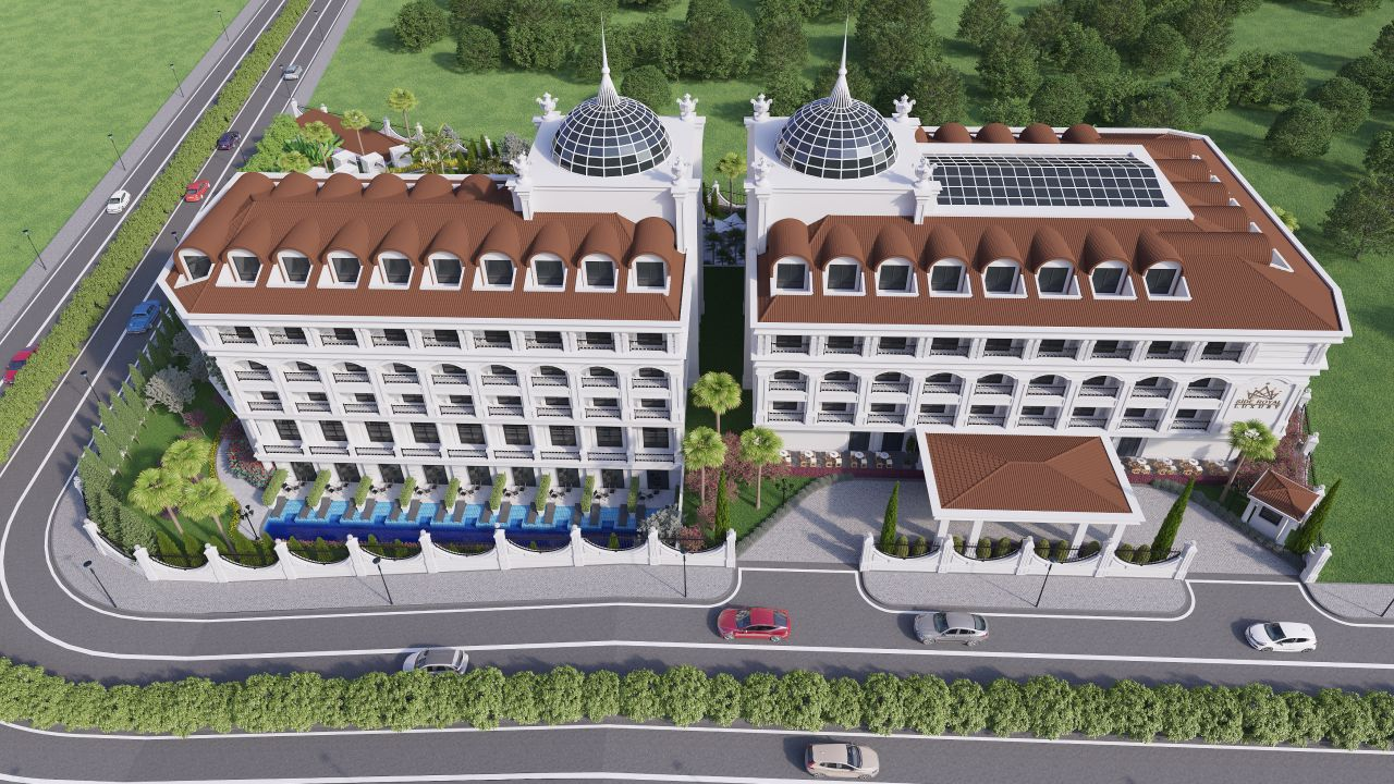 Side Royal Luxury Hotel Spa Evrenseki Holidaycheck Turkische