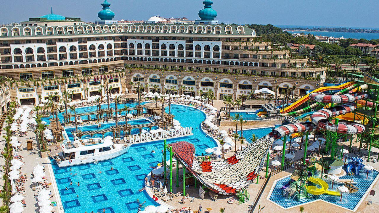 Crystal Sunset Luxury Resort Spa Side Kumkoy