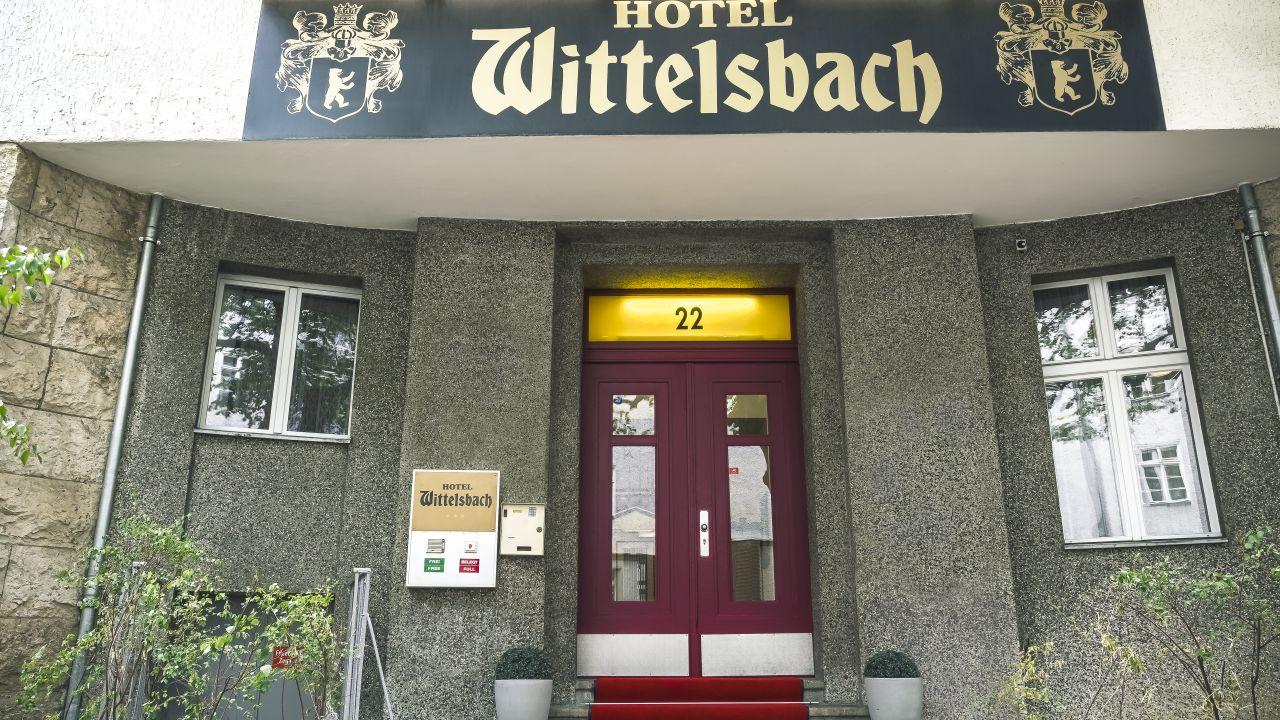 Hotel Wittelsbach Am Kurf 252 Rstendamm Berlin Charlottenburg