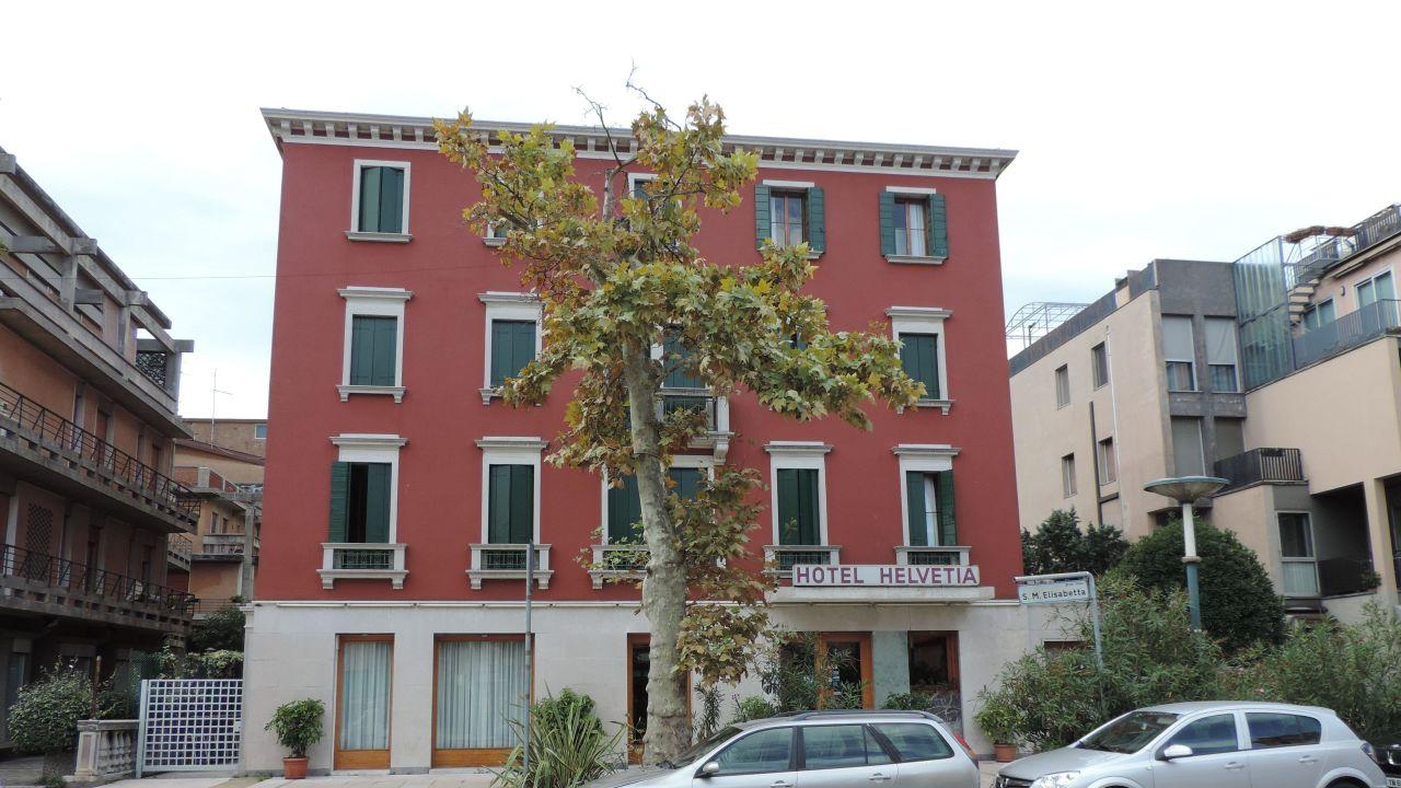 Helvetia Hotel (Venedig) • HolidayCheck (Venetien   Italien)