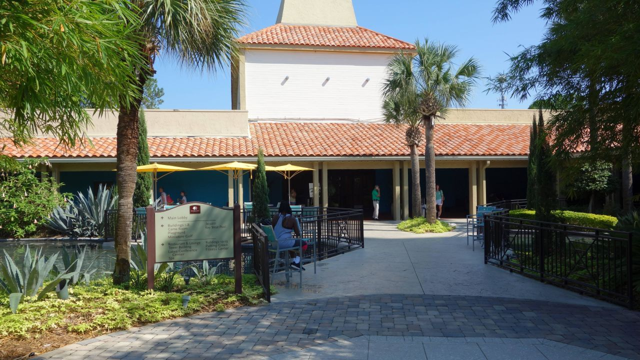Doubletree Hotel By Hilton Orlando At Seaworld Lake Buena Vista