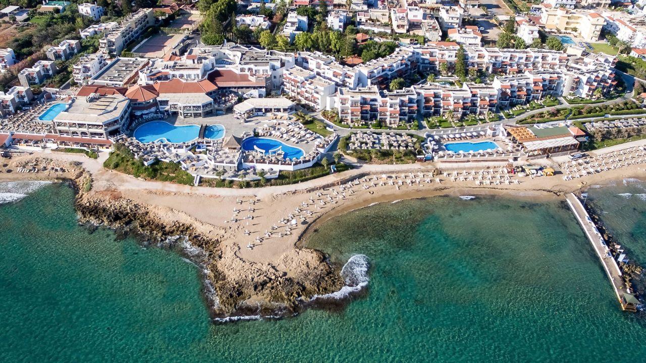 Ikaros Village Beach Resort Kreta