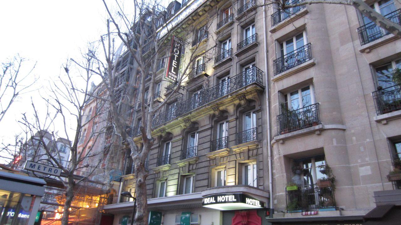 Id al hotel design paris holidaycheck gro raum paris for Hotel design paris 8