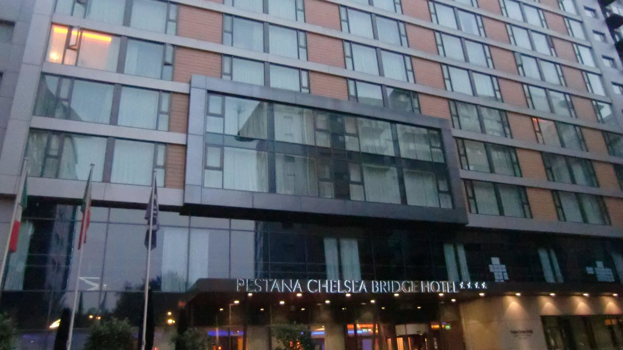Pestana Chelsea Bridge (London) • HolidayCheck (Großraum London ...