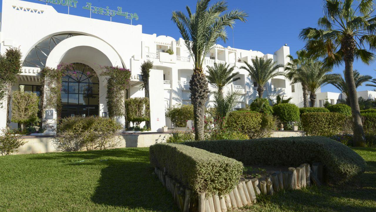 Hotel vincci djerba resort midoun holidaycheck djerba for Hotels djerba