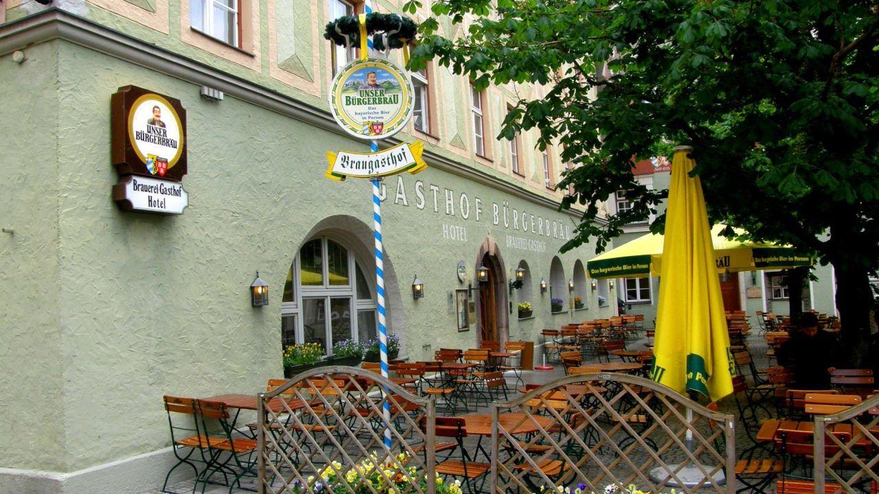 Bad Reichenhall Gaststätten