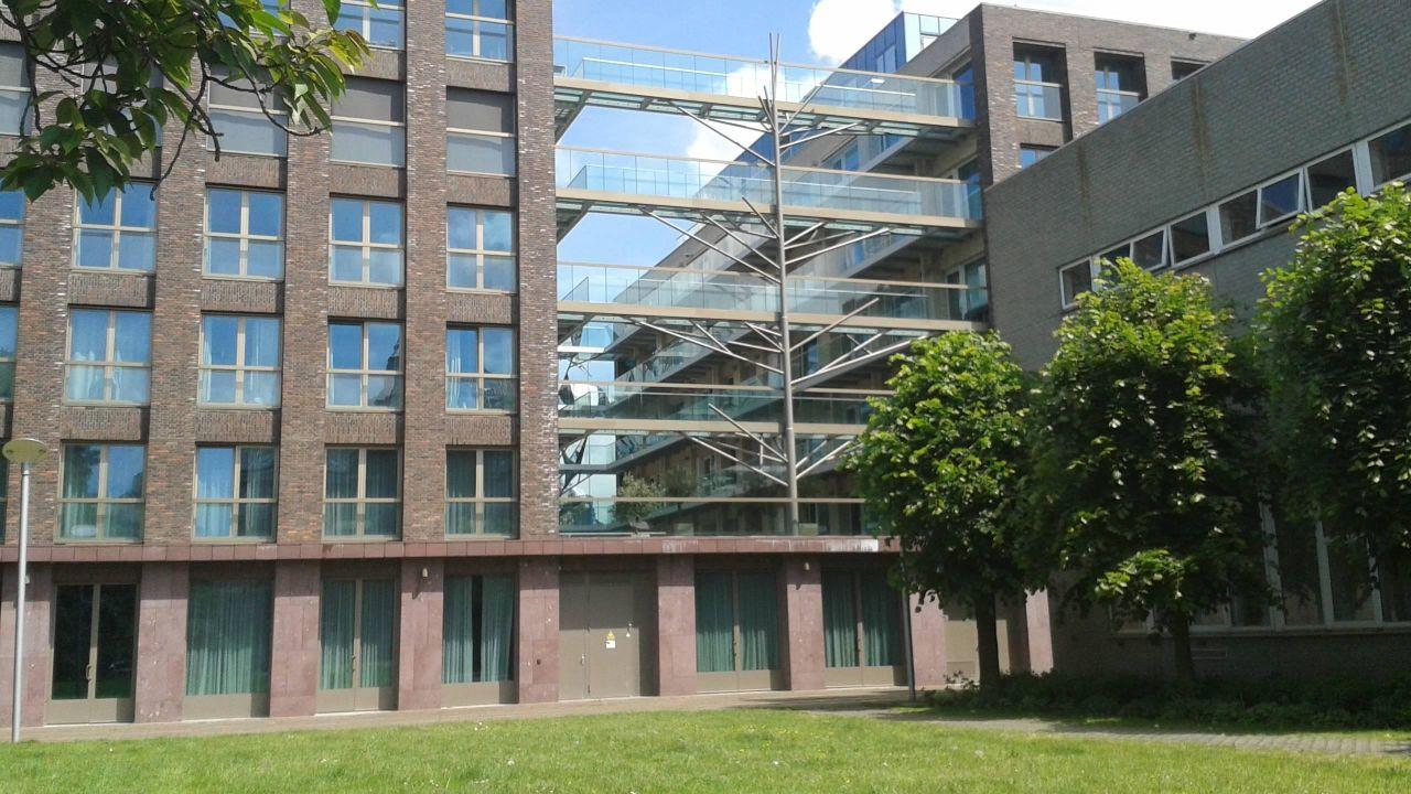 Amadi Park Hotel Amsterdam Niederlande