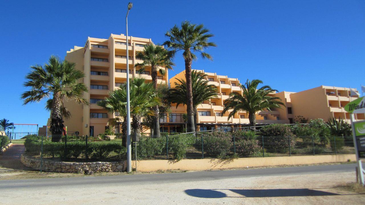 Hotel Meia Praia Beach Club Lagos Holidaycheck Algarve Portugal