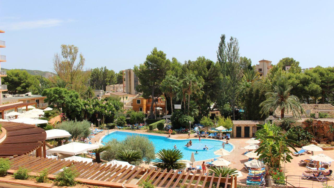 Club Hotel Valentin Park (Peguera) • HolidayCheck (Mallorca | Spanien)