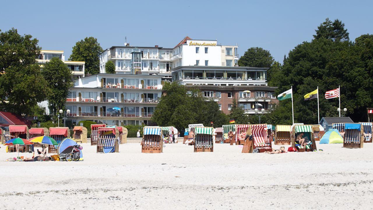 Hotel Zur Schonen Aussicht Gromitz Holidaycheck Schleswig