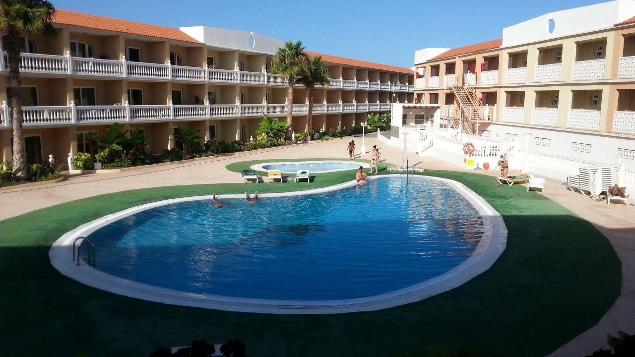 Hotel Parque Carolina (Costa del Silencio) • HolidayCheck (Teneriffa ...