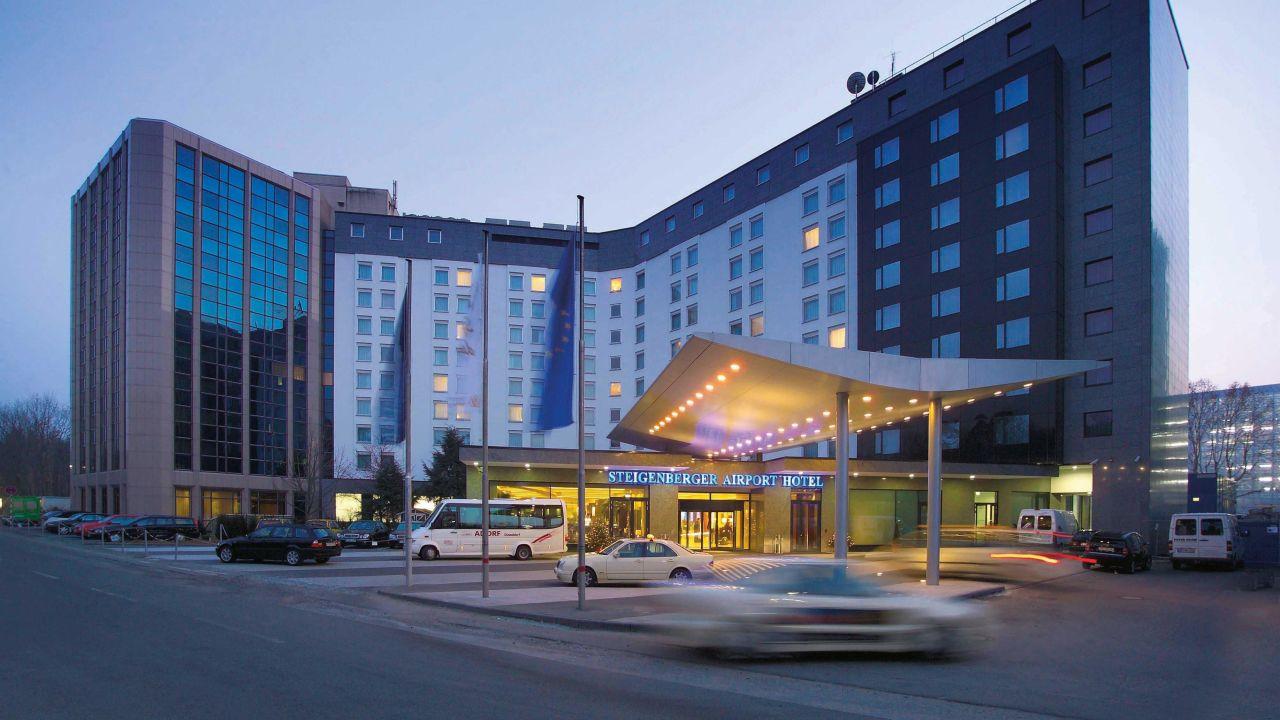 Hotel Steigenberger Frankfurt