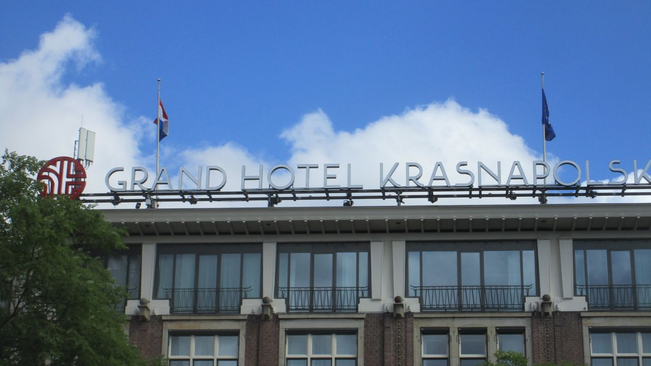 Nh Collection Grand Hotel Krasnapolsky In Amsterdam