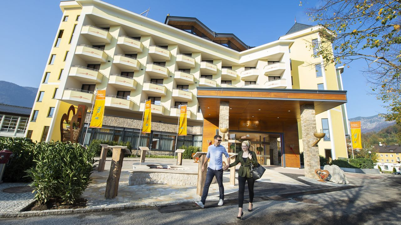 Sterne Hotels In Bad Ischl