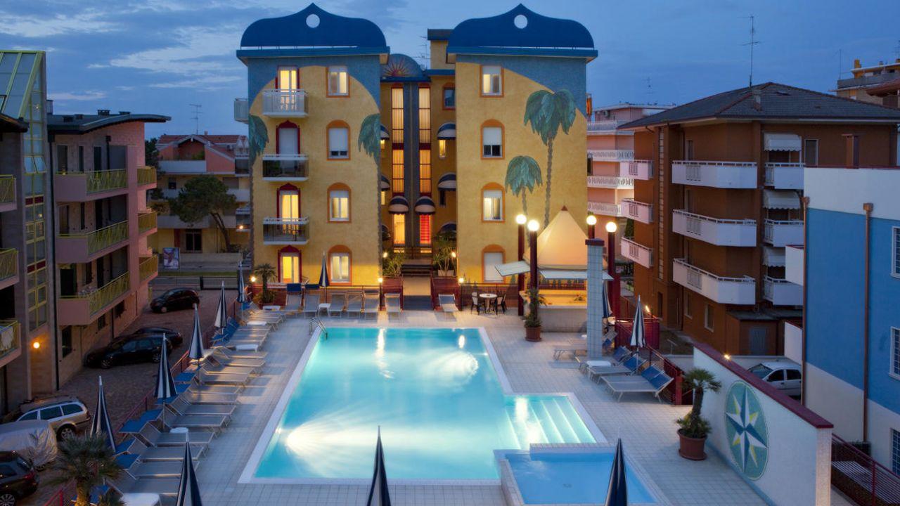 hotel bristol caorle holidaycheck venetien italien