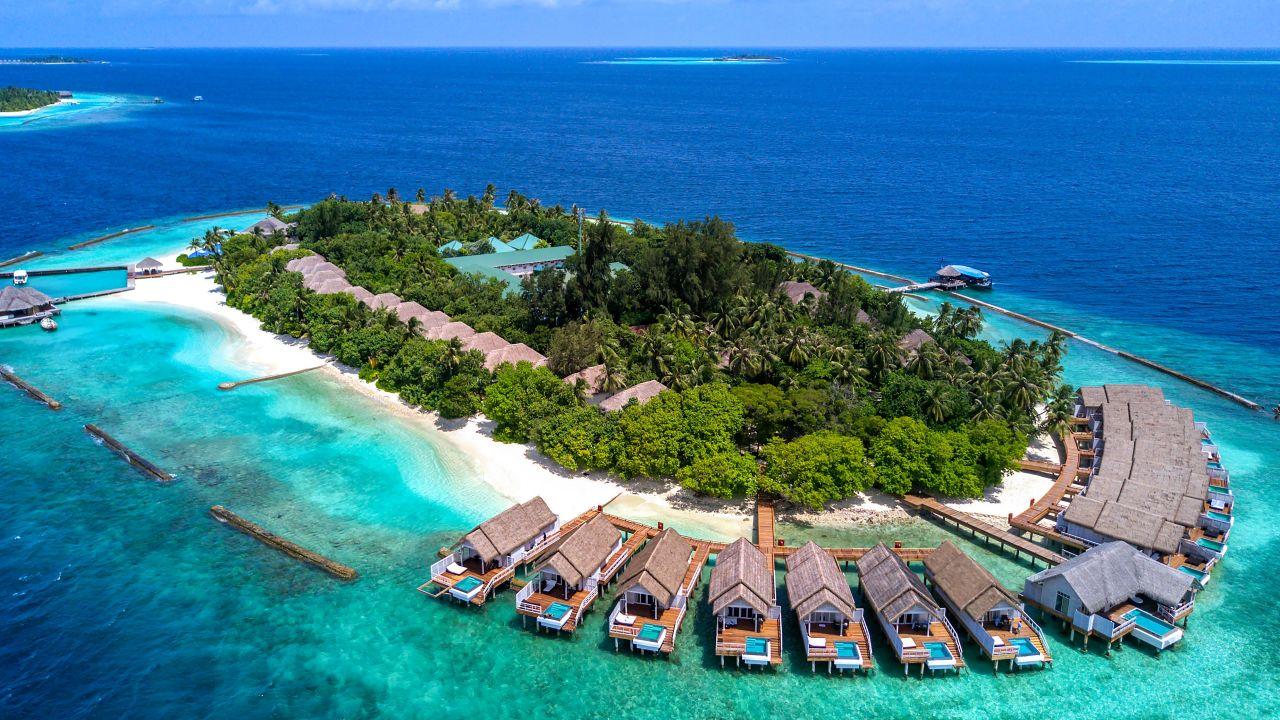 Villa Hotels Malediven