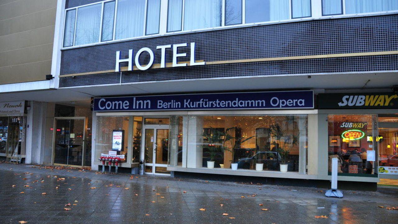 Hotel Come Inn Berlin Kurfürstendamm Opera in Berlin-Charlottenburg-Wilmersdorf • HolidayCheck ...