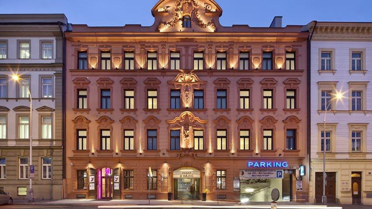 Grandior hotel prague prag praha holidaycheck for W hotel prague