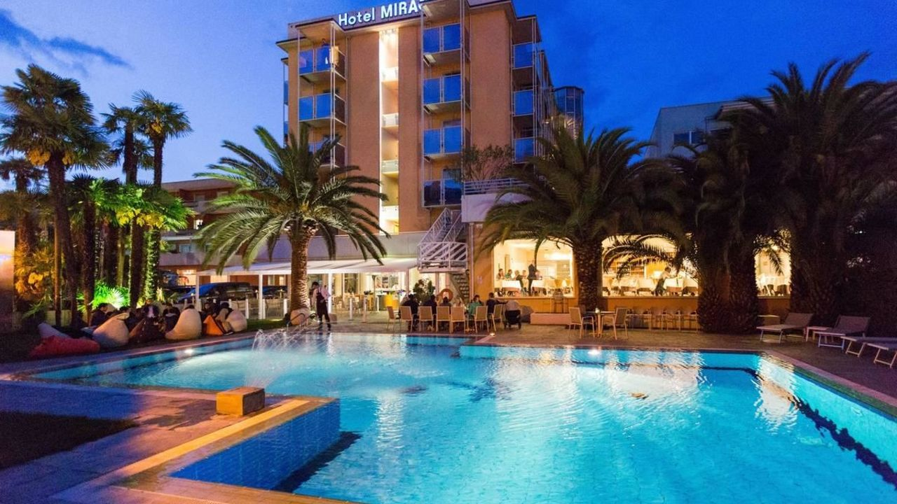 Hotel Mirage Riva Del Garda Italien