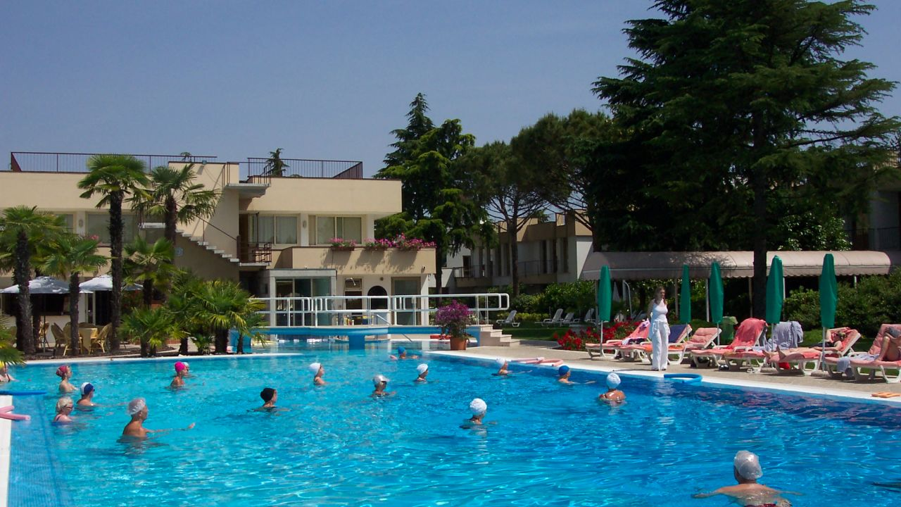 Hotel Ermitage Bel Air (Teolo) • HolidayCheck (Venetien | Italien)