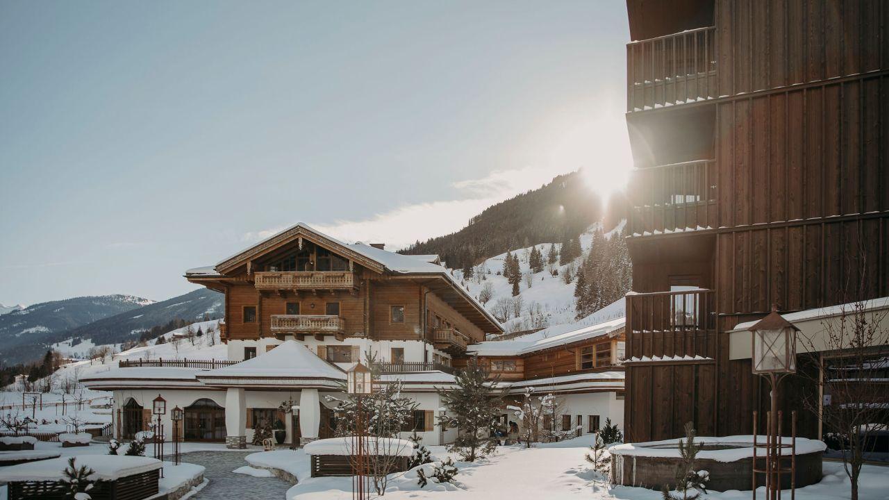 Familien Natur Resort Moar Gut Grossarl Holidaycheck Salzburger