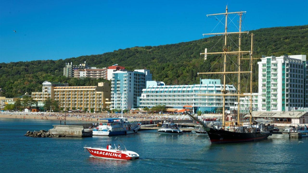 Hotel Berlin Golden Beach Bulgarien Bewertung