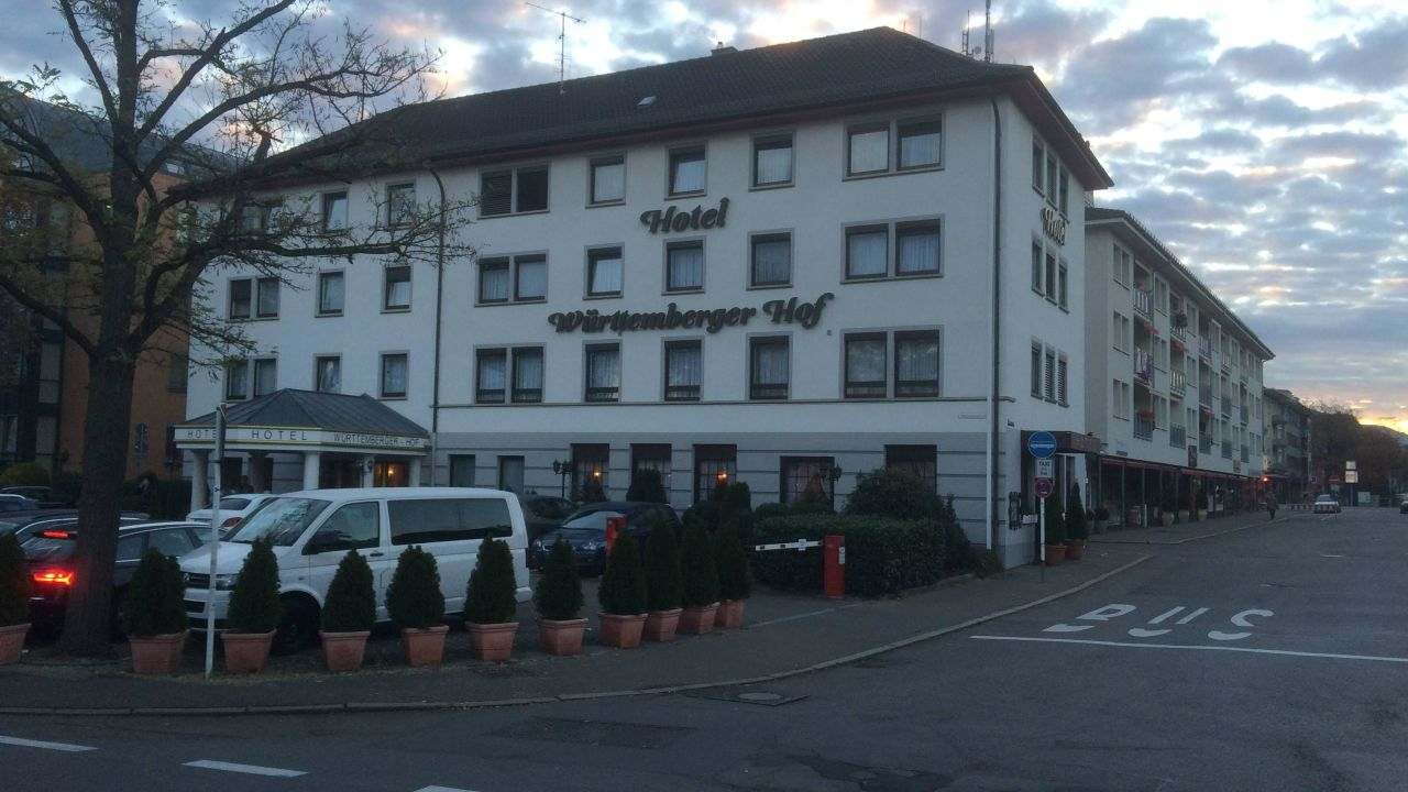 Hotel Wurttemberger Hof Reutlingen