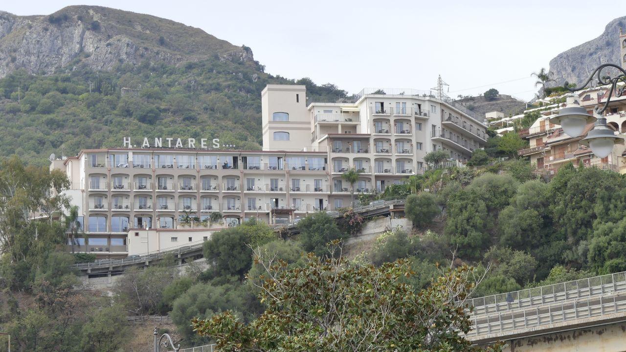 Hotel Antares & Olimpo & Le Terrazze (Letojanni) • HolidayCheck ...