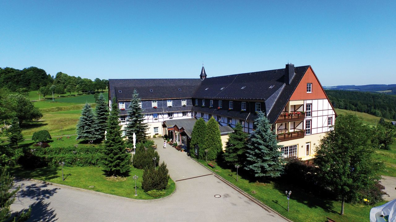 Panorama Berghotel Wettiner Hohe Seiffen Holidaycheck Sachsen