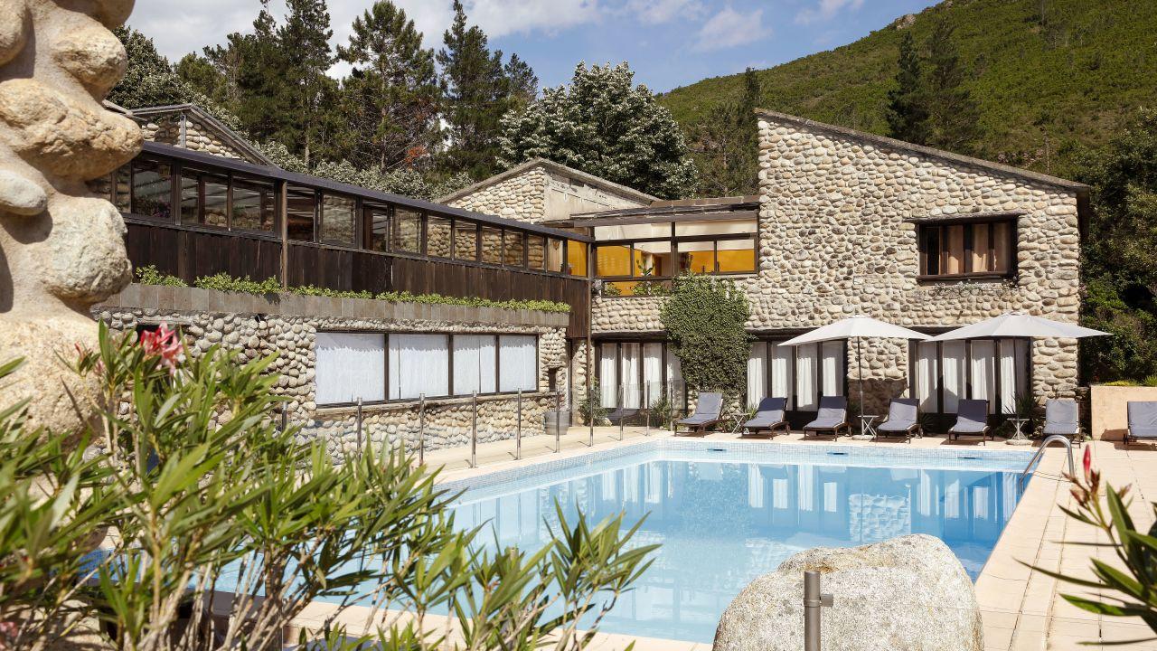 Hotel E Caselle Venaco Holidaycheck Korsika Frankreich