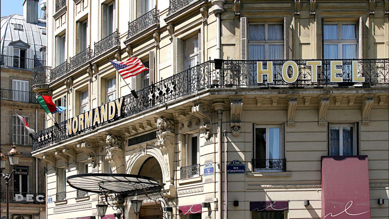 Hotel normandy paris holidaycheck gro raum paris for Frankreich hotel paris
