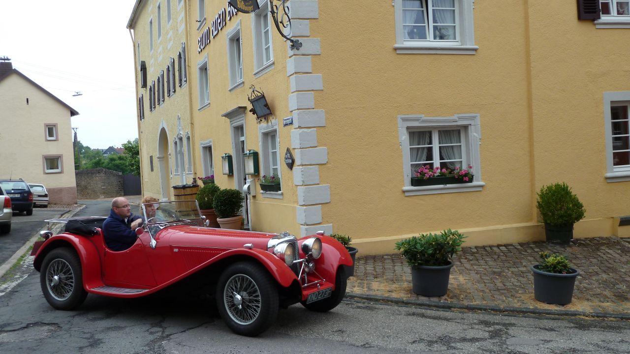 Hotel zum alten Brauhaus (Dudeldorf) • HolidayCheck (Rheinland-Pfalz ...