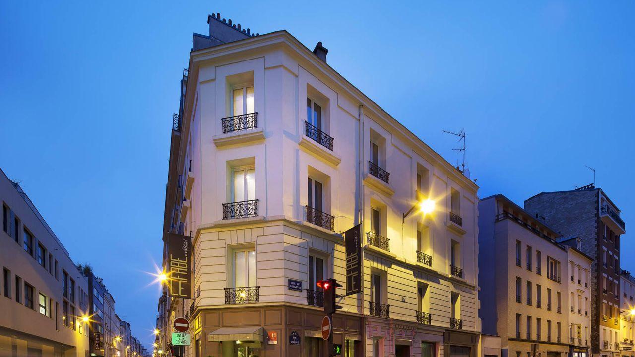 Hotel le fabe paris holidaycheck gro raum paris for Frankreich hotel paris