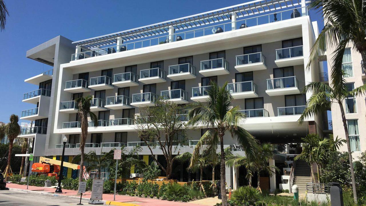 Hotel The Angler S Miami Beach