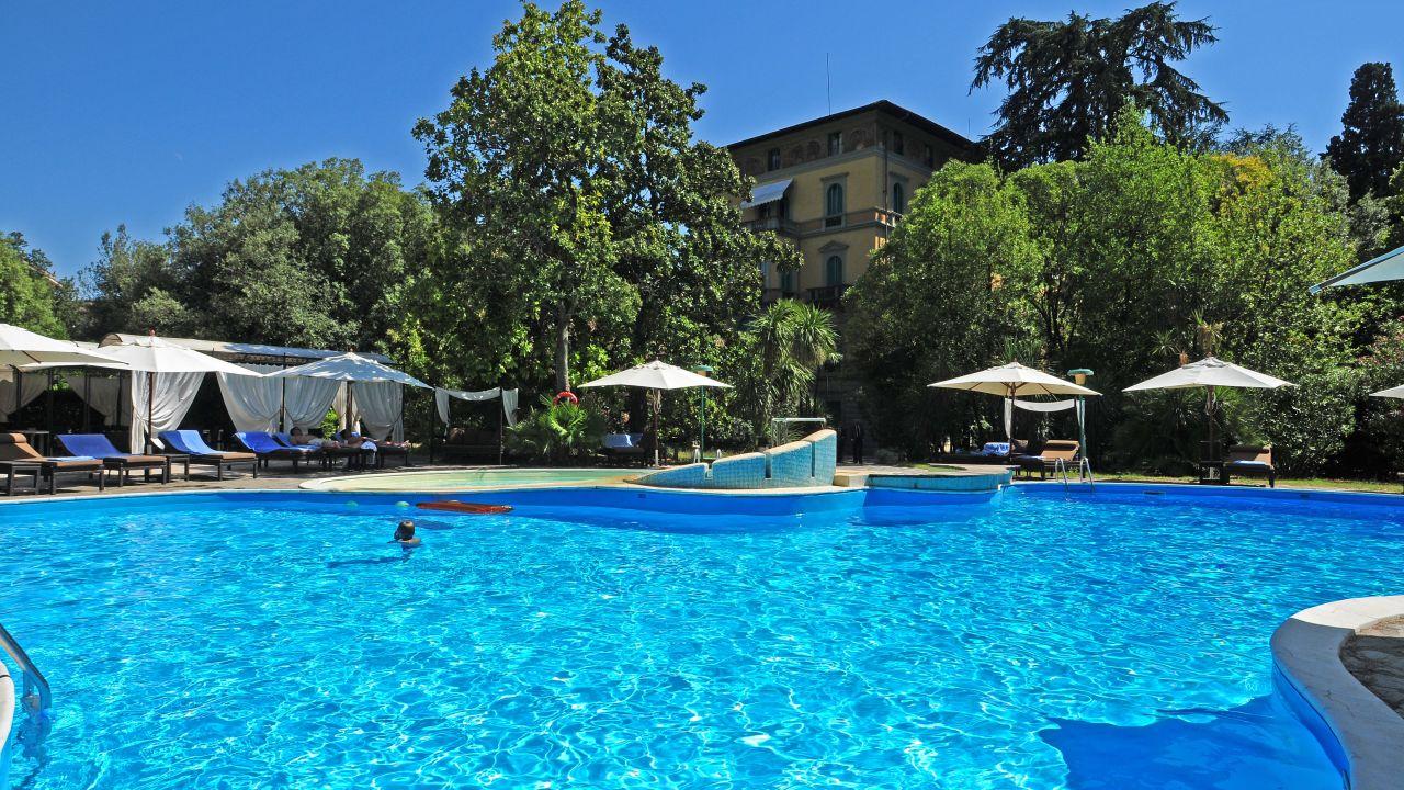 Grand Hotel And La Pace Montecatini