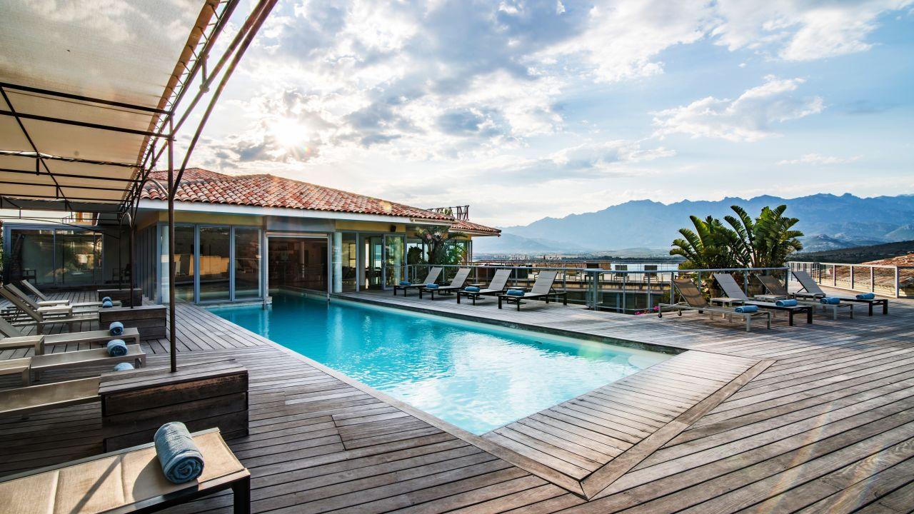 Hotel Mariana Calvi Holidaycheck Korsika Frankreich