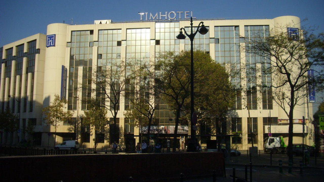 Timhotel Paris Berthier XVII
