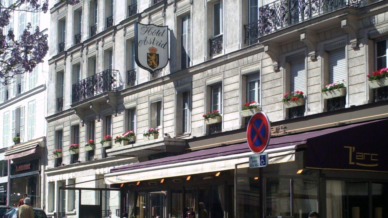 Astrid hotel paris holidaycheck gro raum paris for Frankreich hotel paris