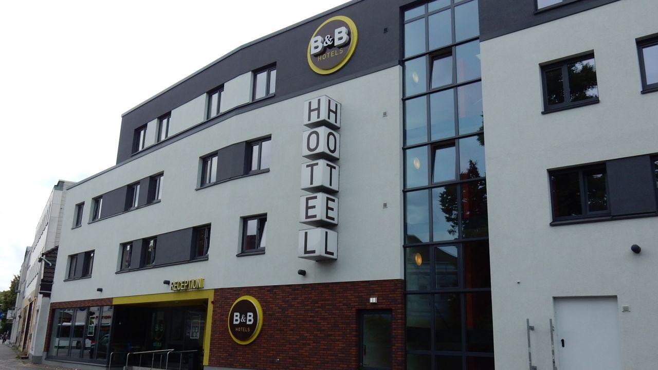 B B Hotel Oldenburg Bewertung