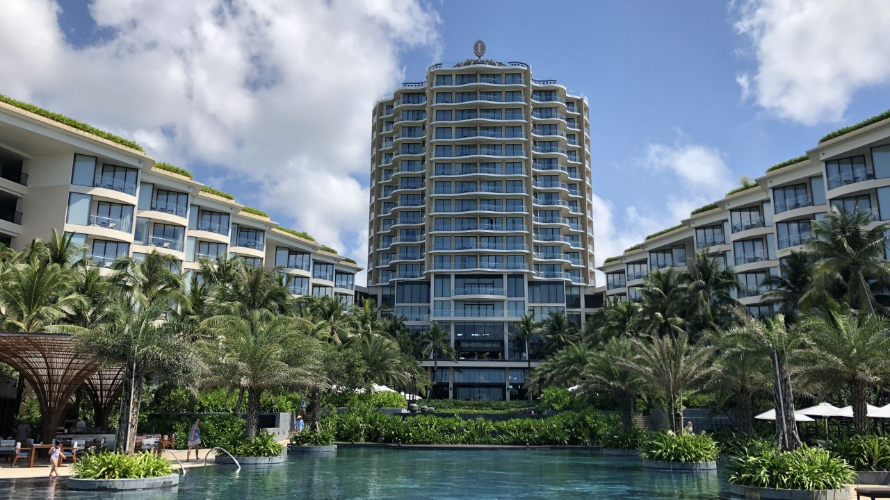 Intercontinental Phu Quoc Long Beach Resort An Thới Phu Quoc