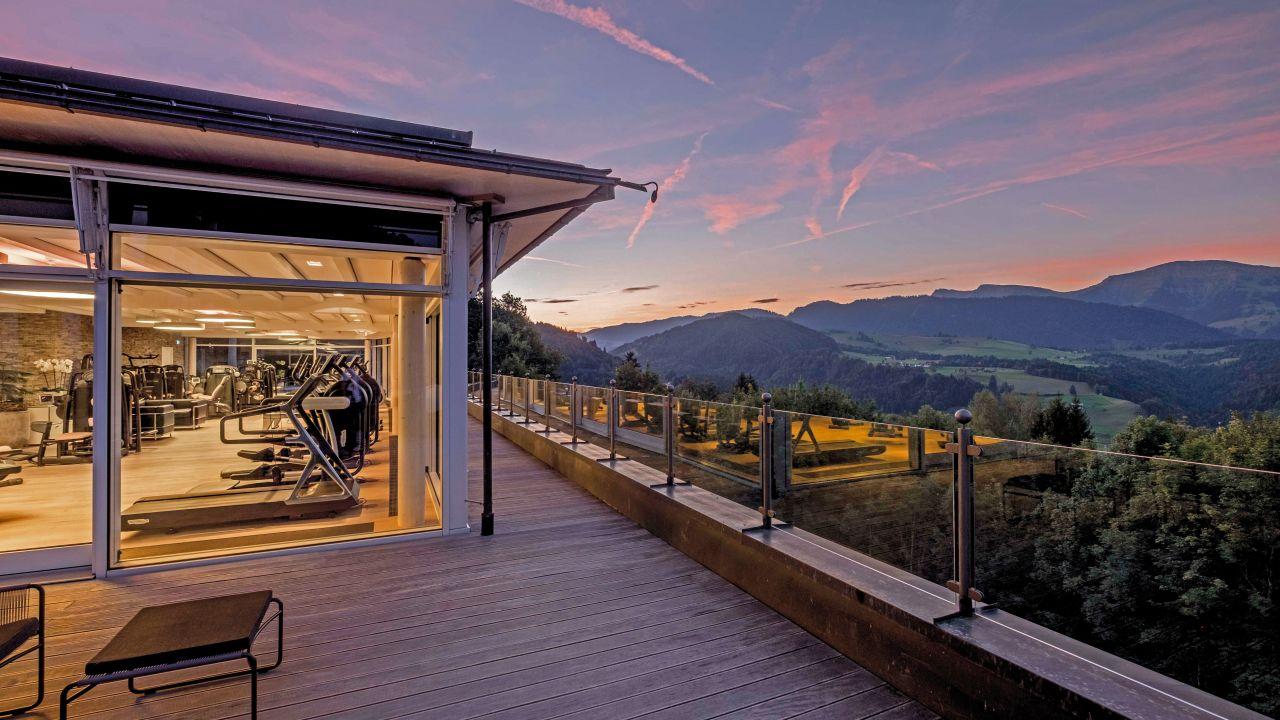 Hotel allg u sonne in oberstaufen holidaycheck bayern for Oberstaufen hotel