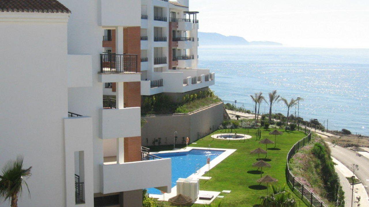 Apartamentos fuerte calaceite in torrox holidaycheck costa del sol spanien - Apartamentos fuerte calaceite torrox ...