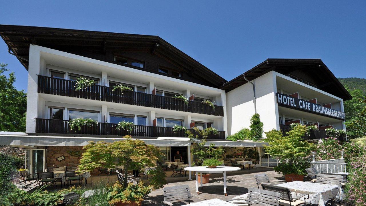 Hotel braunsbergerhof lana holidaycheck s dtirol for Hotel in lana sudtirol