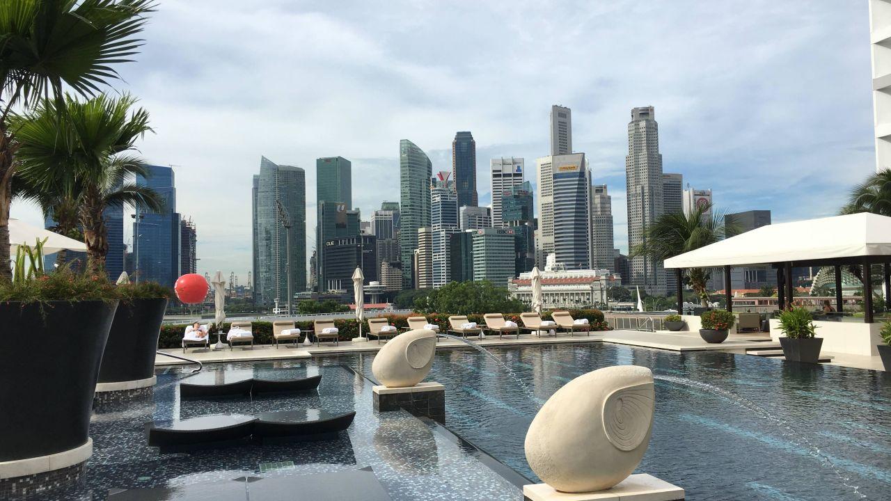 Hotel The Mandarin Oriental Singapore Singapur Holidaycheck