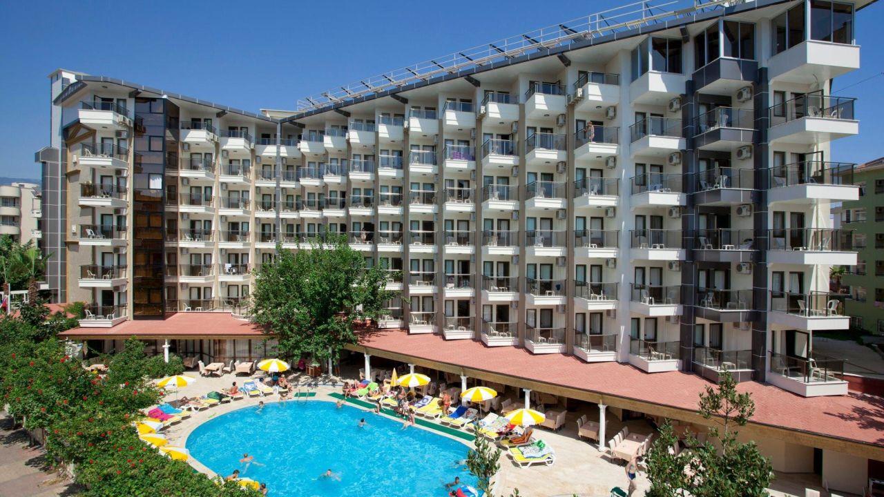 Hotel Monte Carlo Alanya Holidaycheck Turkische Riviera Turkei