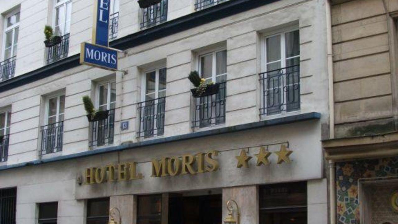 Hotel moris grands boulevards paris holidaycheck for Frankreich hotel paris