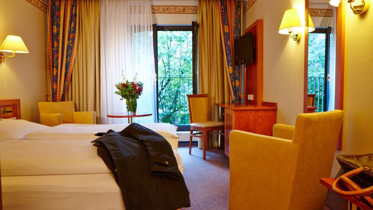 Hotel Concorde München München Holidaycheck Bayern Deutschland