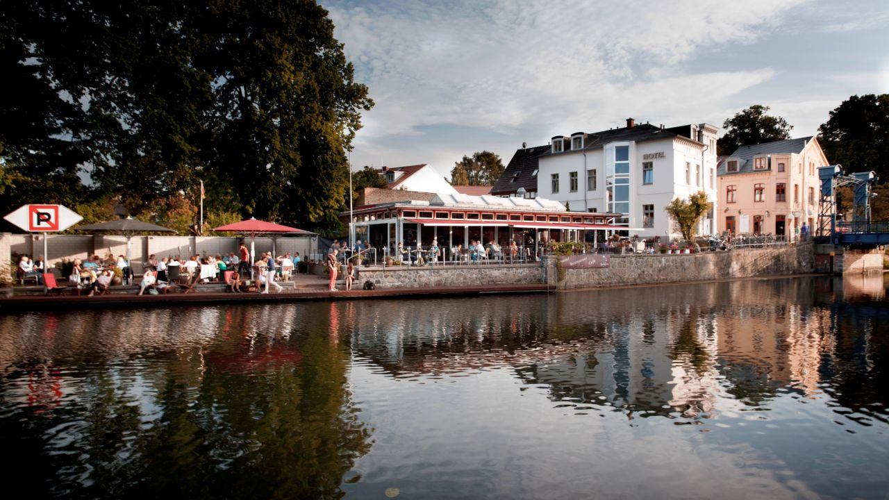 Hotel Fackelgarten Plau Am See Bilder