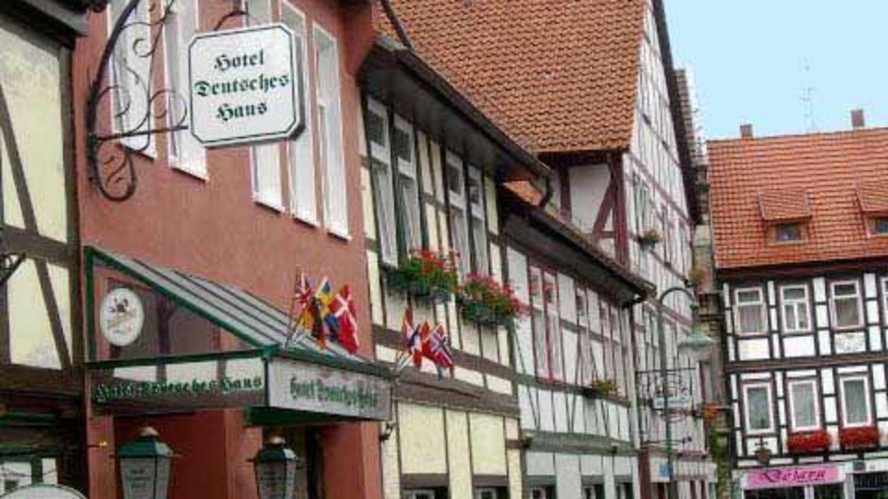 Hotel Deutsches Haus Northeim • HolidayCheck